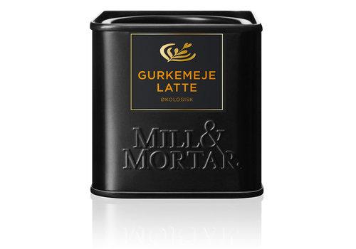 Mill & Mortar Turmeric Latte