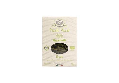 Rustichella d'Abruzzo Pâte de pois sans gluten Fusilli