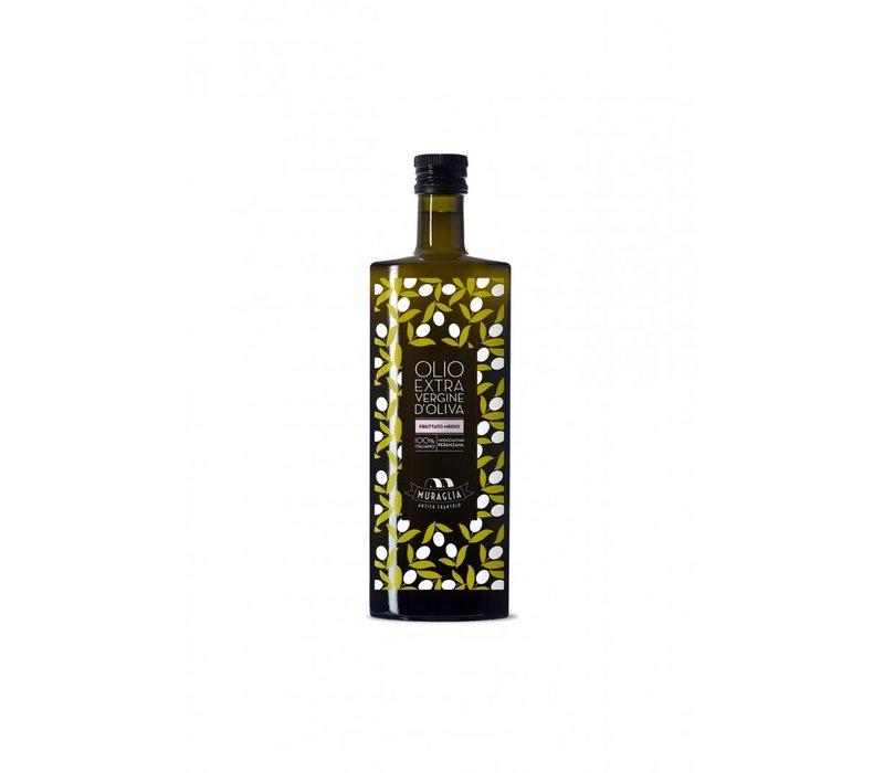 Extra Vierge Olijfolie fruttato medio 500ml - Muraglia