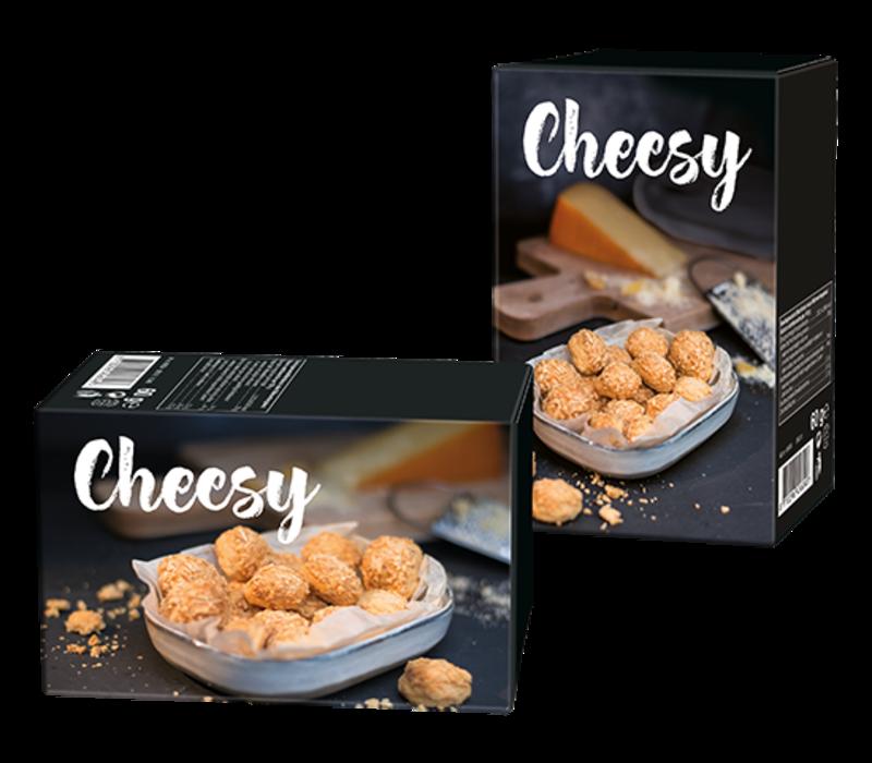 Kaaskoekjes Cheesy - Foody