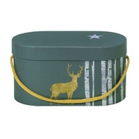 Mystic Deer - Mug Set New Bone China