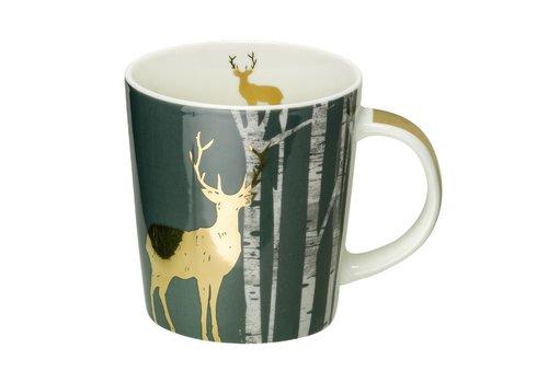 Mystic Deer - Mug New Bone China
