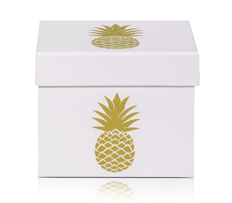 Golden Pineapple - Mug New Bone China