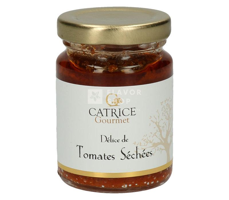 Tapenade van Zongedroogde Tomaten