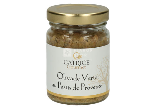 Catrice Gourmet Tapenade d'olives vertes au Pastis de Provence