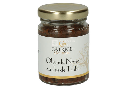 Catrice Gourmet Tapenade d'olives noires au jus de truffe