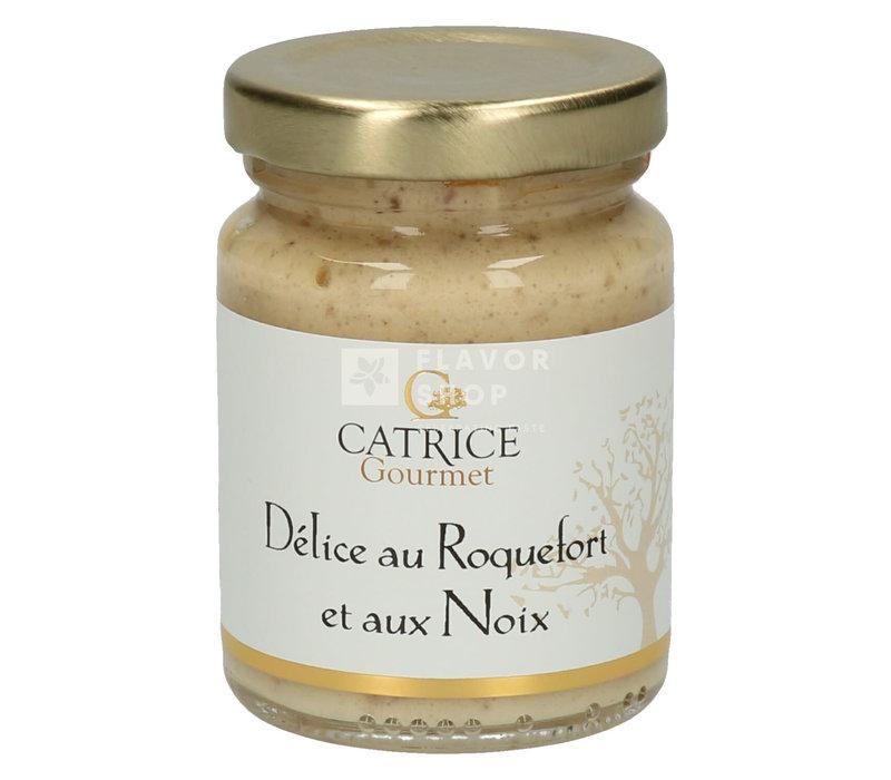 Délice au Roquefort & aux noix