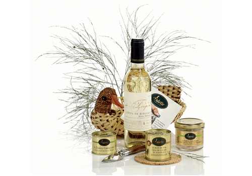 Valette Mand Le Canard (wijn, terrines & foie gras)