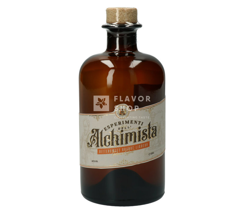 Orange Liqueur Alchimista
