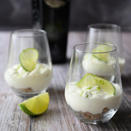 Recept Gin & Tonic dessert