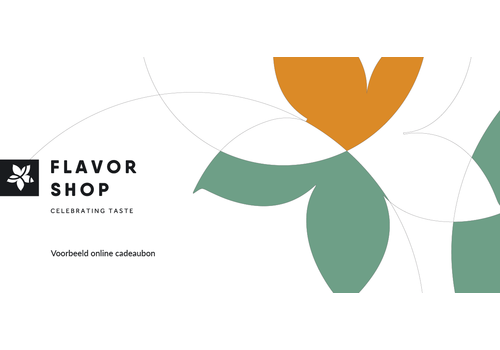 Flavor Shop Chèque cadeau: Comment utiliser?