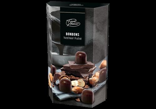 Pralines met hazelnootpraliné - Food Atelier 164 g