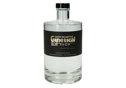 Ghost in a Bottle Ginetical Gin - Royal edition
