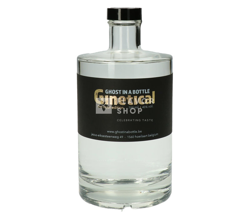 Ginetical Gin - Royal edition