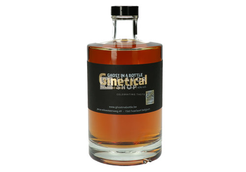 Ghost in a Bottle Ginetical Wooded Gin