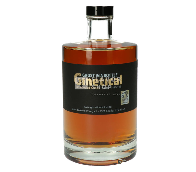 Ginetical Wooded Gin