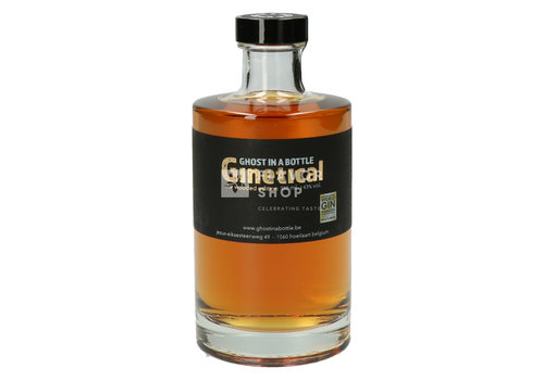 Ghost in a Bottle Ginetical Wooded Gin 35cl