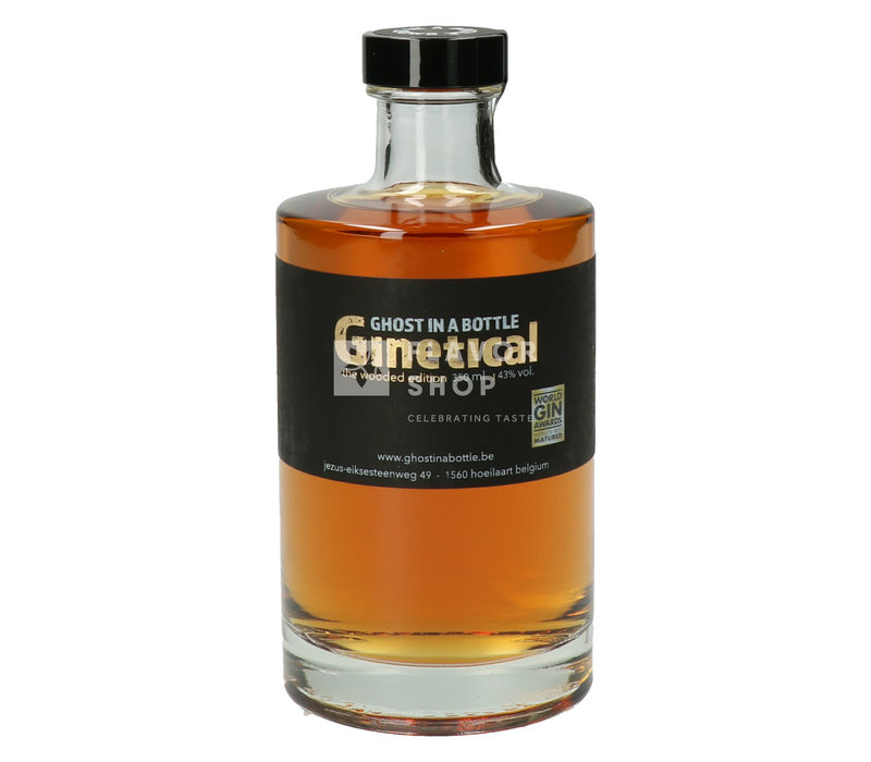 Ginetical Wooded Gin 35 cl