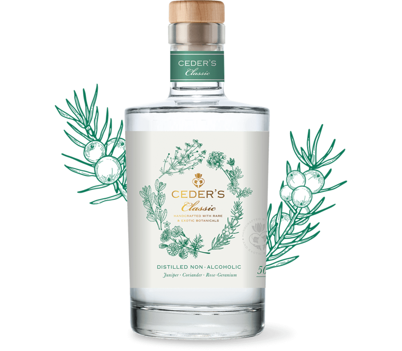 Ceder's Crisp  - Gin sans alcool