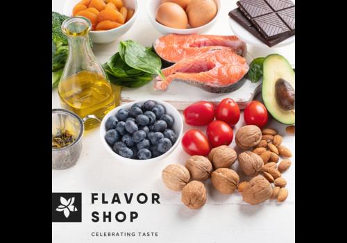 Flavor Shop 03/06/2020 - Brainfood workshop