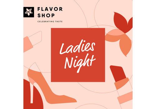 Flavor Shop Wordt verschoven - 15/05/2020 - Ladies Night