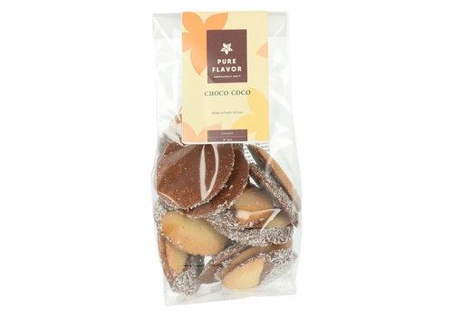 Pure Flavor Choco Coco - Chocotours met kokos