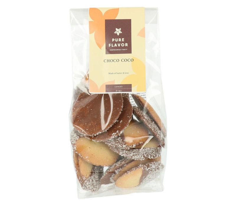 Choco Coco - Chocotours au noix de coco