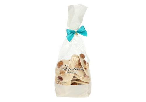 Valentino Chocolatier Mendiants au chocolat blanc