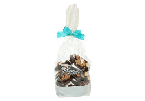 Valentino Chocolatier Mendiants au chocolat noir
