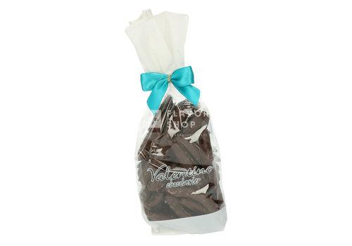 Valentino Chocolatier Orangettes met Zwarte Chocolade
