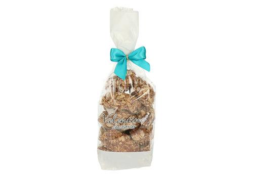 Valentino Chocolatier Truffes feuilletées aux amandes