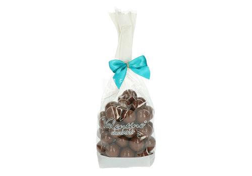 Valentino Chocolatier Hazelnoten met melkchocolade