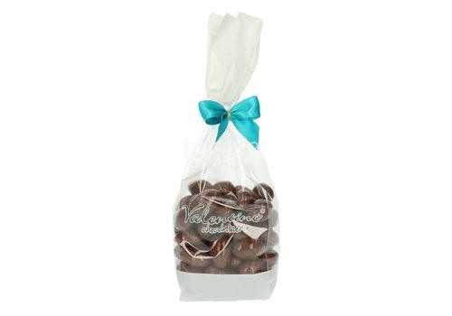 Valentino Chocolatier Amandelen met melkchocolade