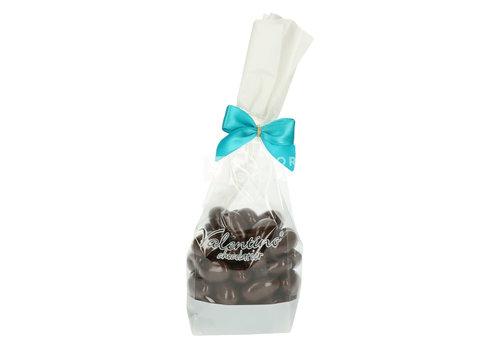 Valentino Chocolatier Amandelen met fondant chocolade