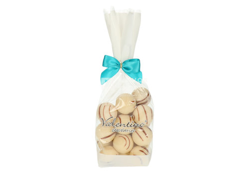 Valentino Chocolatier Truffels met Baileys en Witte Chocolade