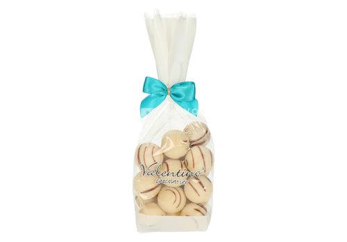 Valentino Chocolatier Truffes aux Baileys et Chocolat Blanc