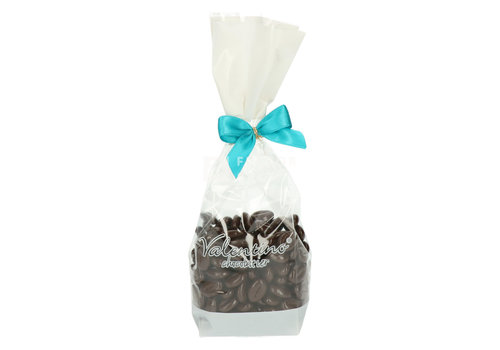 Valentino Chocolatier Koffieboontjes met fondant chocolade