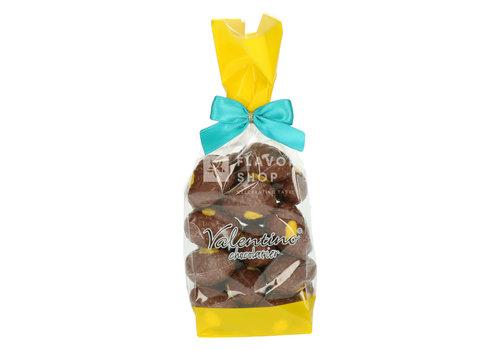 Valentino Chocolatier Oeufs de Pâques Chocolat au Lait & Banane 250g