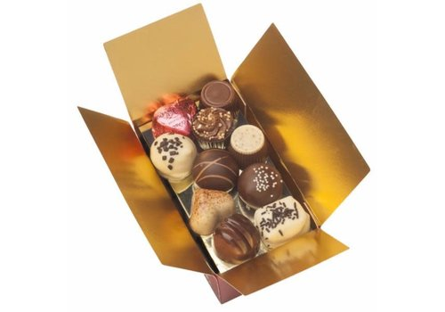 Valentino Chocolatier Ballotin Pralines 375g