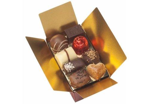 Valentino Chocolatier Ballotin Pralines 250g