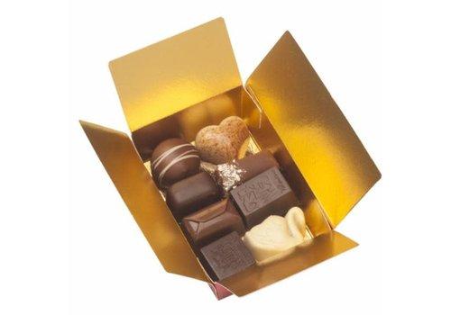 Valentino Chocolatier Ballotin Pralines 125g