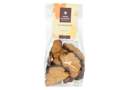 Pure Flavor Biscuits de Pâques trempés dans du chocolat