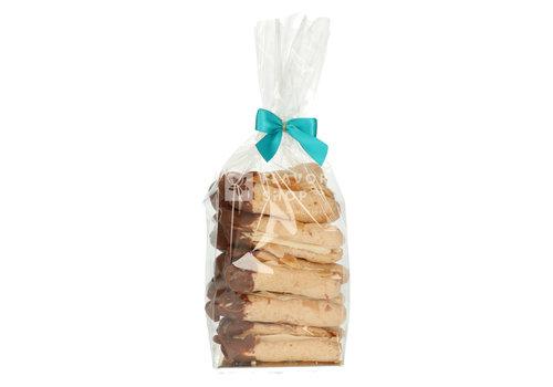 Pure Flavor Ambachtelijke Bokkenpootjes - Melkchocolade & Hazelnoot