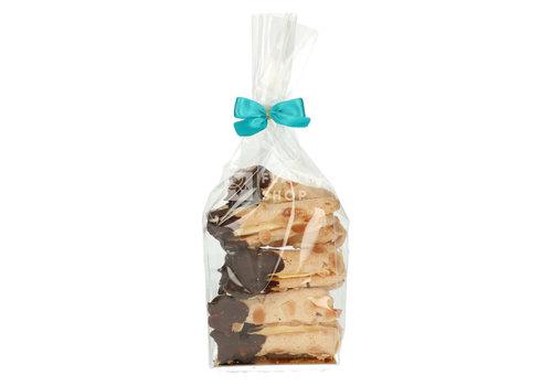 Pure Flavor Eclairettes artisanaux - Chocolat noir et vanille