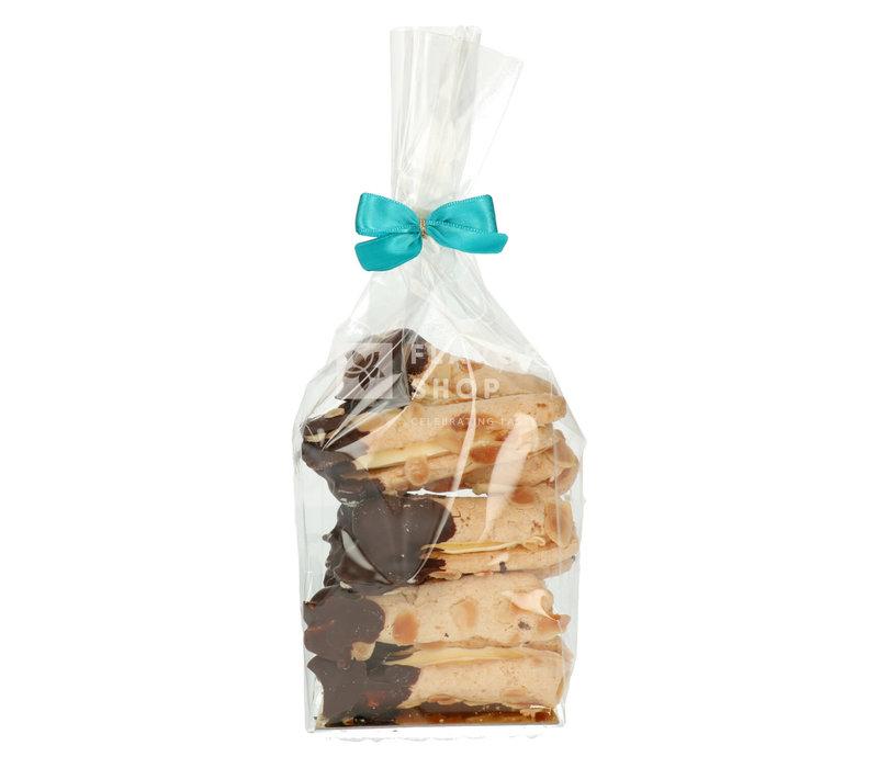 Ambachtelijke Bokkenpootjes - Pure Chocolade & Vanille