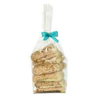 Eclairettes artisanaux - Chocolat blanc et pistache