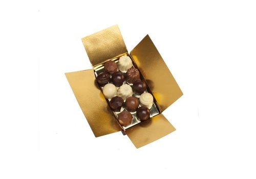 Valentino Chocolatier Ballotin Pralines 250 g SUIKERVRIJ