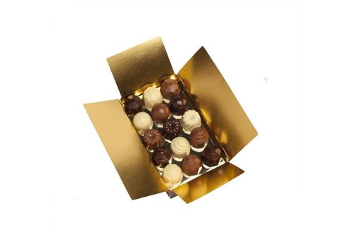 Valentino Chocolatier Ballotin de Pralines 500 g SANS SUCRE