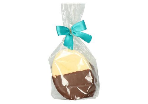 Paasei Spek met chocolade - 2 stuks