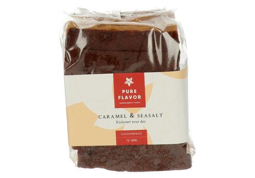 Pure Flavor Peperkoek Caramel & Seasalt